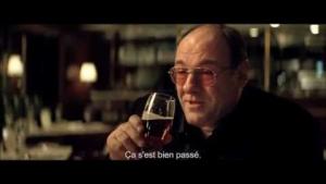 James Gandolfini / Brad Pitt Killing Them Softly [Cogan] (2012)