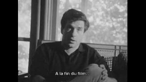 John Cassavetes. Cinéma de notre Temps [extrait]