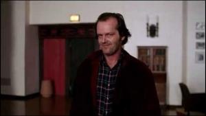 Jack Nicholson / Shelley Duvall The Shining (1980)